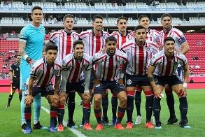 LIGA MX - Página Oficial de la Liga del Fútbol Profesional en México .   Bienvenido - Club Guadalajara - Plantel - Jugadores - Historia - Uniformes  - Estadio ... 444fe23376039